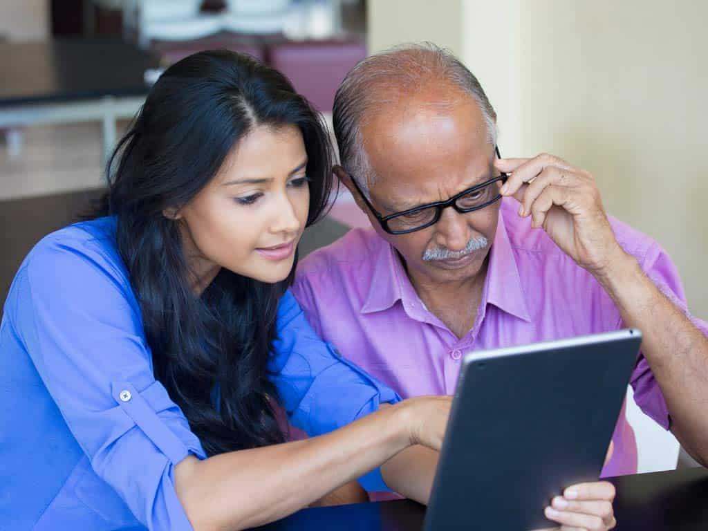 Senior Citizen Technology